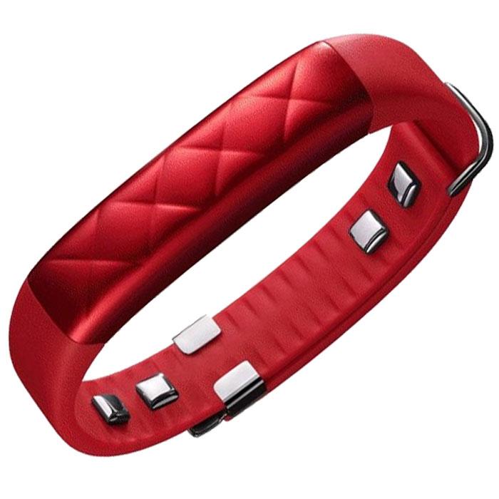Jawbone UP3, Red фитнес-браслетUP3RJawbone UP3 - это действительно самый продвинутый трекер, который можно приобрести. Его классическая долговечная конструкция пройдет любые испытания временем. Используемые в устройстве технологии на основе нескольких датчиков расширяют диапазон возможностей функции Smart Coach и делают ее более точной. Все в этом устройстве говорит о том, что оно устанавливает очень высокие стандарты. Оцените все преимущества устройства - и вы не пожалеете об этом. Браслет подходит для любого запястья размером от 140 до 190 мм Заряд батареи: до 7 дней Bluetooth 4.0 BLE Время подзарядки - около 100 минут Трехосный акселерометр Биоимпедансный датчик: пульс, дыхание, кожно-гальванический рефлекс Датчик температуры кожи Датчик окружающей температуры Три отдельных цветных светодиода: синий для сна, оранжевый для активности, белый для уведомлений Функция приложения умный тренер Мониторинг сна, калорий, физической активности Поддержка...