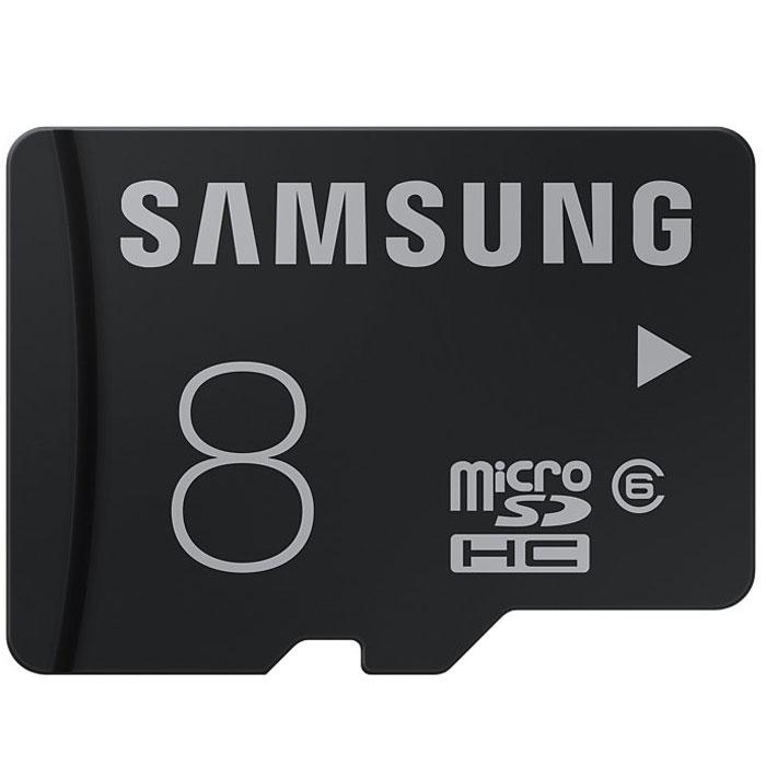 Samsung microSDHC Basic 8GB ( MB-MA08D/RU )