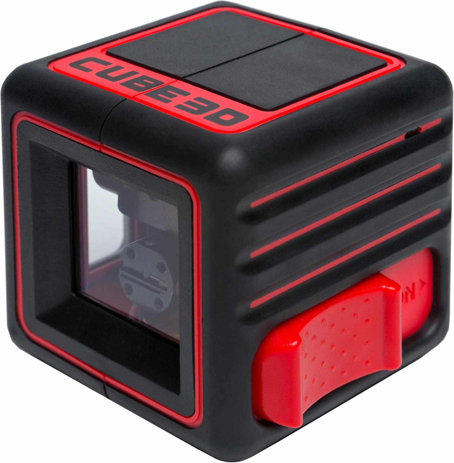 Построитель лазерных плоскостей ADA Cube 3D Basic Edition А00382А00382Конструкция лазерного уровня ADA CUBE создавалась с расчетом на агрессивные условия эксплуатации. Сопротивляемость нагрузкам максимально высокая. Удары, падения, попадание брызг, пыль - материалы, из которых изготовлен лазерный уровень, выбирались специально для надежной работы в тяжелых условиях строительной площадки. Резиновые накладки со всех сторон предохраняют прибор от повреждений. Ребристая поверхность не даст уровню выскользнуть из рук при перестановке. Резьба 1/4 дюйма в основании прибора позволяет устанавливать уровень на фото-штатив или универсальное крепление.