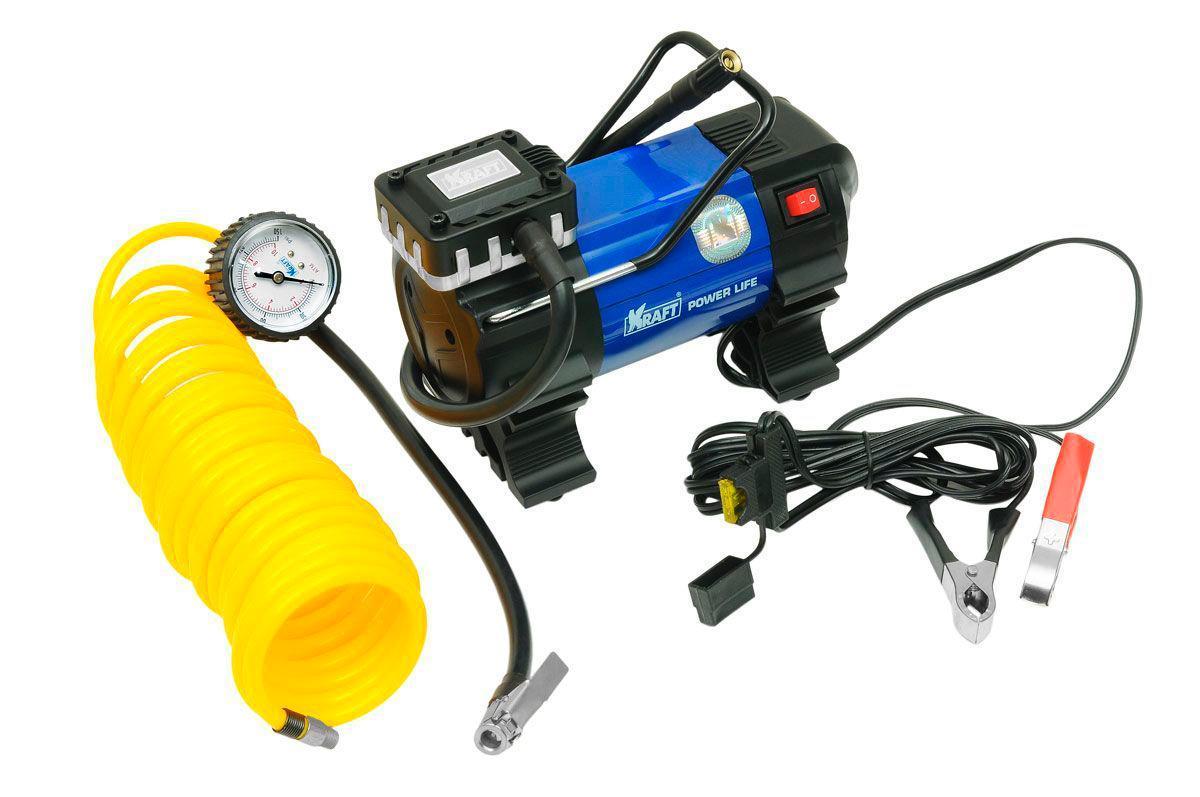 Компрессор Kraft Power Life EXTRA (50 л/мин.; 10 АТМ). КТ 800029