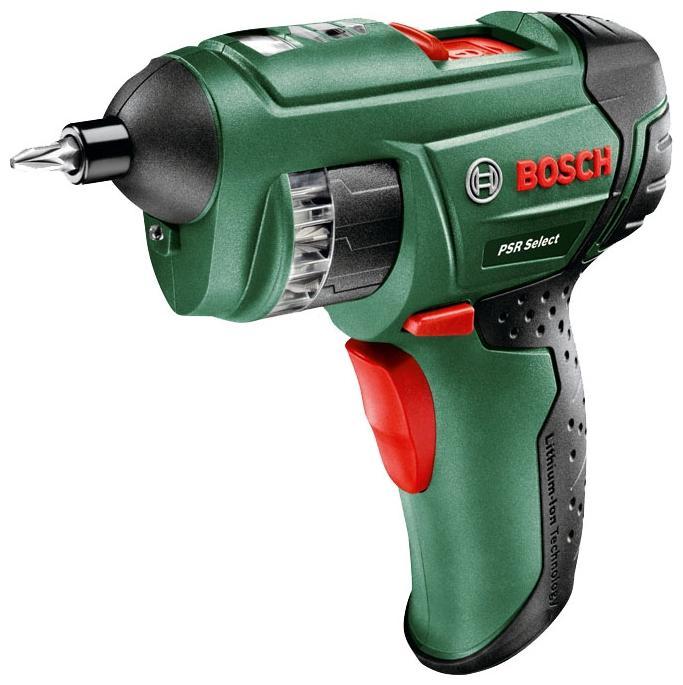 Шуруповерт Bosch PSR Select (0603977020)