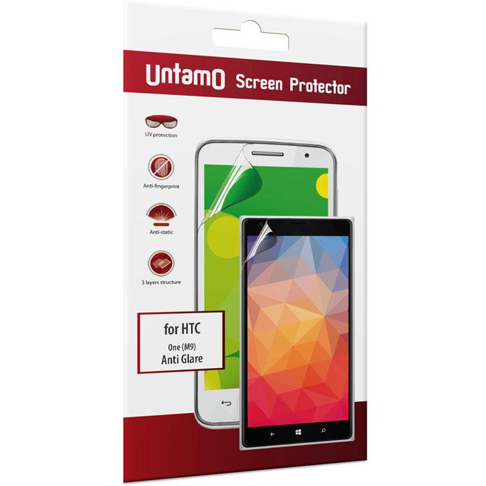 Untamo защитная пленка для HTC One M9, матоваяUHTC1M9AGМатовая пленка Untamo для HTC One M9 обеспечивает высокий уровень защиты вашего устройства. Плотное покрытие уменьшает вероятность повреждения дисплея при ударах или воздействии твердыми предметами. Пленка отражает ультрафиолетовые лучи, что продлевает его срок службы. Антистатические свойства предотвращают появление пыли на поверхности материала, а олеофобное покрытие позволяет обходиться без отпечатков пальцев и разводов на экране. Поглощение световых лучей дает возможность избавиться от бликов. Защитная пленка легко наносится на поверхность дисплея, а при снятии не оставляет следов.