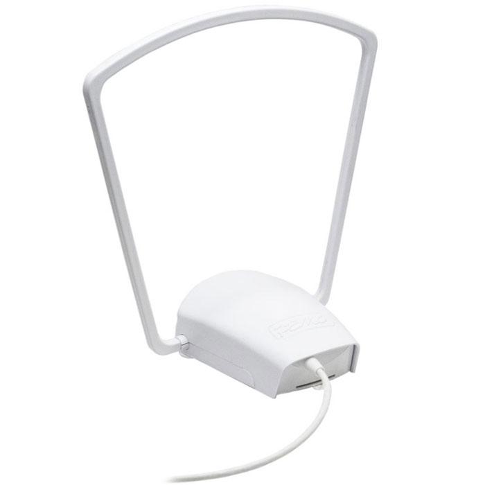 РЭМО Mini-digital, White комнатная антенна для ТВ