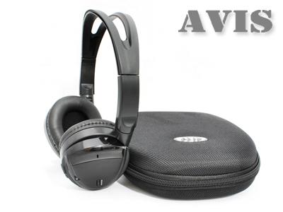 Беспроводные ИК-наушники AVIS AVS001HP Беспроводные ИК-наушники AVIS AVS001