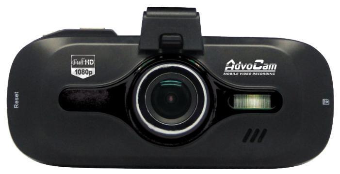 AdvoCam FD8, Black GPS видеорегистраторFD8-BLACK-GPSАвтомобильный видеорегистратор AdvoCam FD8 Black-GPS – это бюджетный девайс с высоким разрешением матрицы и качественной записью. Качественная запись. Устройство снимает ролики с разрешением 1920 х 1080 точек, что позволяет рассмотреть все детали происходящего включая номерные знаки проезжающих автомобилей. Автоматическая запись. Регистратор оснащен датчиком движения, который автоматически включает запись вместе с включением зажигания. После одной настройки устройство не требует к себе внимания, постоянно фиксируя все происходящее на дороге. Удобная конструкция. В комплекте поставляется длинный кабель, который можно проложить под внутренней обшивкой автомобиля, а питание на регистраторе подается через кронштейн, что обеспечивает простую установку и подключение. GPS-модуль. В кронштейне установлен модуль для спутниковой связи, который считывает данные о местоположении и скорости движения автомобиля. Эту информацию при необходимости можно вывести на видеозапись в качестве штампа.