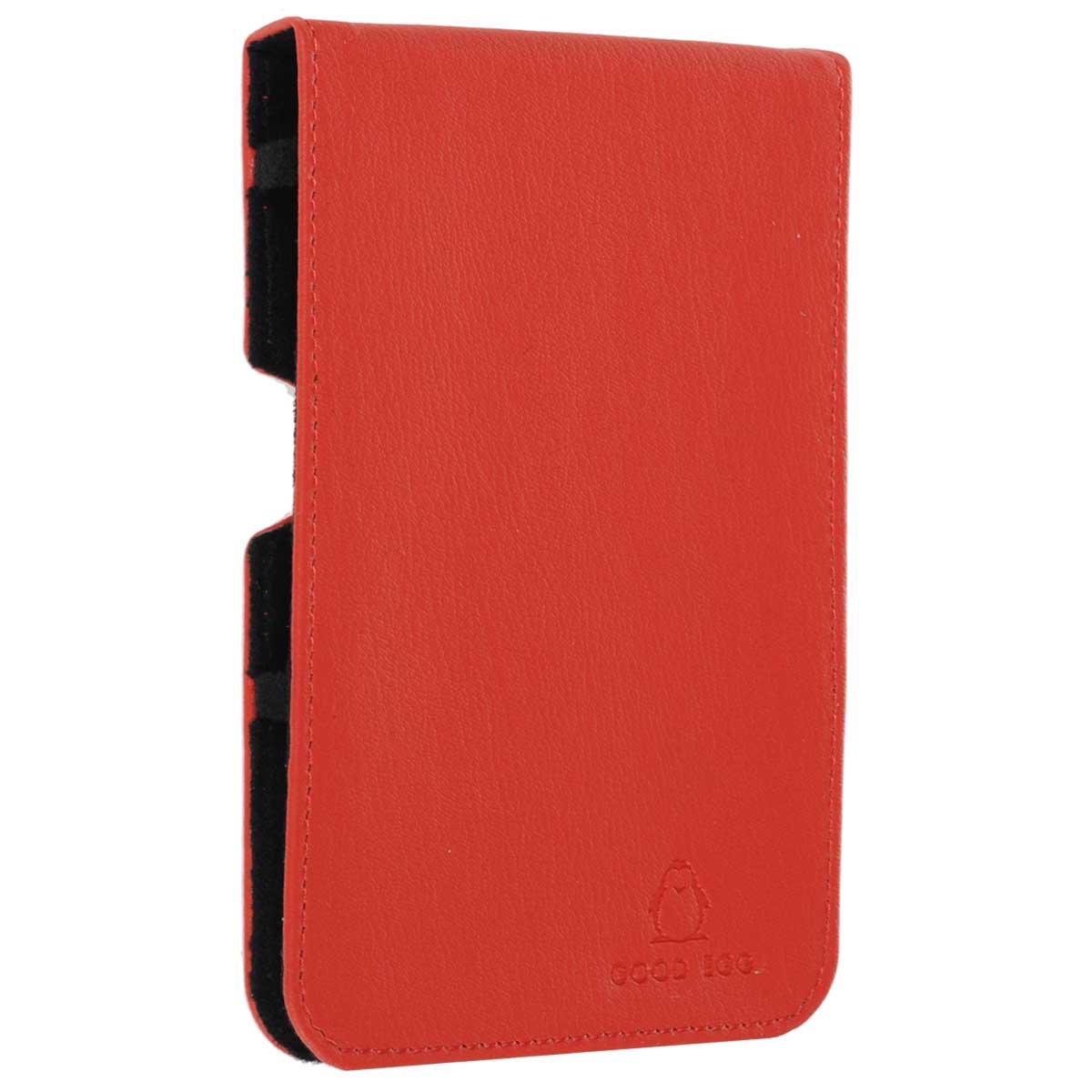 Good Egg Lira чехол для PocketBook 650, RedGE-PB650LIR2210Чехол GoodEgg Lira для электронной книги PocketBook 650 обеспечивает максимальную защиту экрана при транспортировке благодаря усиленной передней стороне. Он способен надежно защитить устройство от повреждений, повысить его сохранность во время путешествий и сделать более комфортным использование гаджета благодаря свободному доступу ко всем функциональным кнопкам.