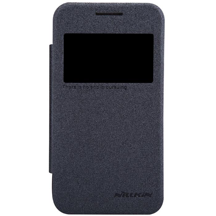 Nillkin Sparkle Leather Case чехол для Samsung Galaxy Ace NXT, BlackT-N-SGNXT-009Чехол Nillkin Sparkle Leather Case для Samsung Galaxy Ace NXT обеспечивает надежную защиту корпуса и экрана смартфона от механических повреждений и надолго сохраняет его привлекательный внешний вид. Чехол также обеспечивает свободный доступ ко всем разъемам и клавишам устройства.