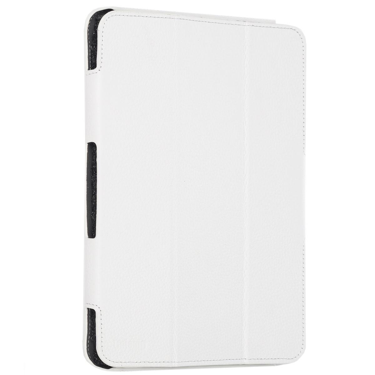 Untamo Alto чехол для Samsung Galaxy Tab 4 10.1, White UALSGT410WH