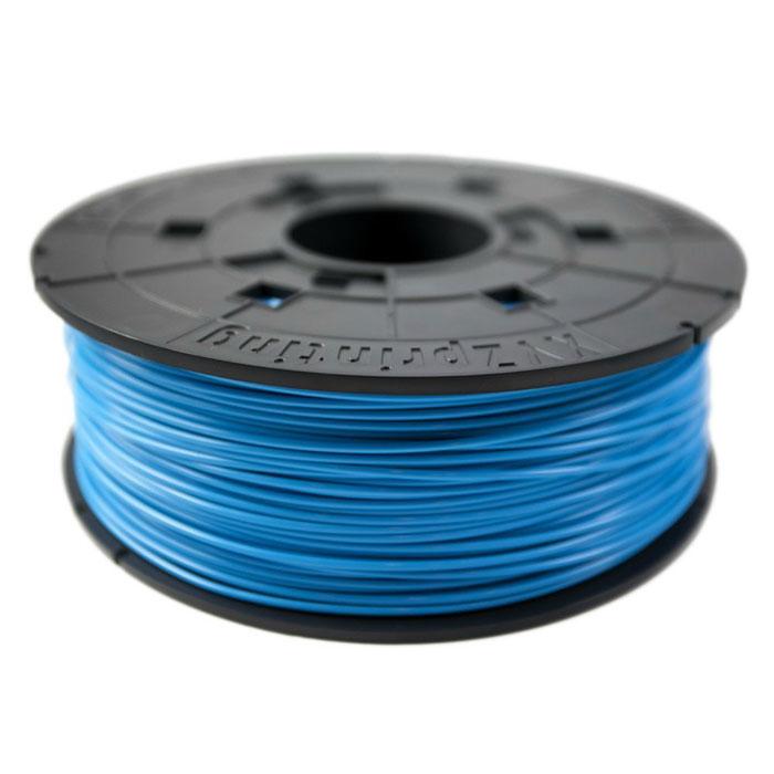 XYZ пластик ABS в катушке, Cyan 1,75 ммRF10XXEU01FПластик ABS от XYZ Printing долговечный и очень прочный полимер, ударопрочный, эластичный и стойкий к моющим средствам и щелочам. Один из лучших материалов для печати на 3D принтере. Пластик ABS не имеет запаха и не является токсичным. Температура плавления 215-250°C. АБС пластик для 3D-принтера применяется в деталях автомобилей, канцелярских изделиях, корпусах бытовой техники, мебели, сантехники, а также в производстве игрушек, сувениров, спортивного инвентаря, деталей оружия, медицинского оборудования и прочего.