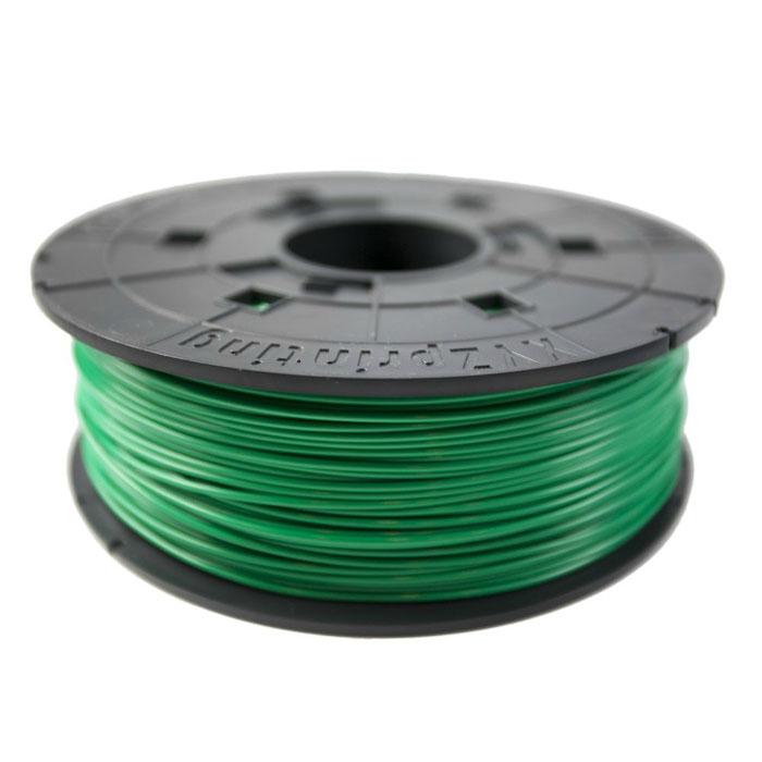 XYZ пластик ABS в катушке, Green 1,75 ммRF10XXEU05JПластик ABS от XYZ Printing долговечный и очень прочный полимер, ударопрочный, эластичный и стойкий к моющим средствам и щелочам. Один из лучших материалов для печати на 3D принтере. Пластик ABS не имеет запаха и не является токсичным. Температура плавления 215-250°C. АБС пластик для 3D-принтера применяется в деталях автомобилей, канцелярских изделиях, корпусах бытовой техники, мебели, сантехники, а также в производстве игрушек, сувениров, спортивного инвентаря, деталей оружия, медицинского оборудования и прочего.