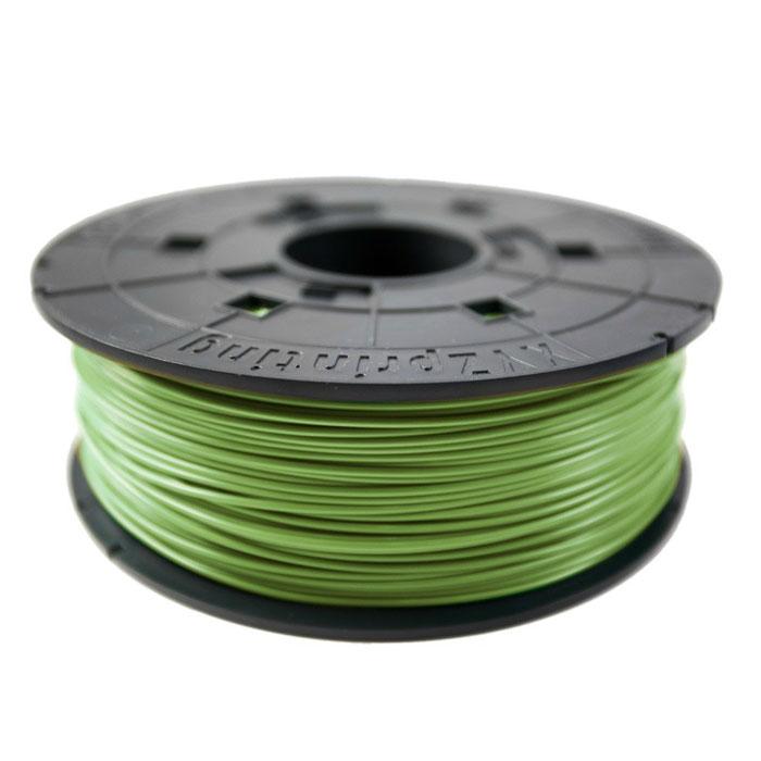 XYZ пластик ABS в катушке, Olivine 1,75 ммRF10XXEU09BПластик ABS от XYZ Printing долговечный и очень прочный полимер, ударопрочный, эластичный и стойкий к моющим средствам и щелочам. Один из лучших материалов для печати на 3D принтере. Пластик ABS не имеет запаха и не является токсичным. Температура плавления 215-250°C. АБС пластик для 3D-принтера применяется в деталях автомобилей, канцелярских изделиях, корпусах бытовой техники, мебели, сантехники, а также в производстве игрушек, сувениров, спортивного инвентаря, деталей оружия, медицинского оборудования и прочего.