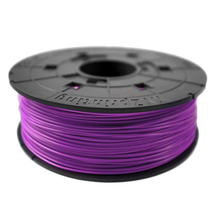 XYZ пластик ABS в катушке, Purpure 1,75 ммRF10XXEU06GПластик ABS от XYZ Printing долговечный и очень прочный полимер, ударопрочный, эластичный и стойкий к моющим средствам и щелочам. Один из лучших материалов для печати на 3D принтере. Пластик ABS не имеет запаха и не является токсичным. Температура плавления 215-250°C. АБС пластик для 3D-принтера применяется в деталях автомобилей, канцелярских изделиях, корпусах бытовой техники, мебели, сантехники, а также в производстве игрушек, сувениров, спортивного инвентаря, деталей оружия, медицинского оборудования и прочего.