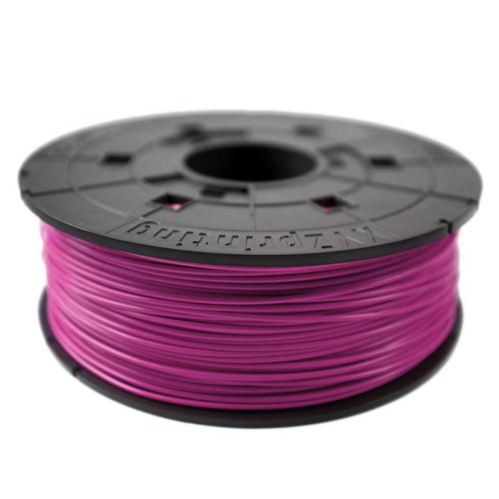 XYZ пластик ABS в катушке, Purpurin 1,75 ммRF10XXEU07EПластик ABS от XYZ Printing долговечный и очень прочный полимер, ударопрочный, эластичный и стойкий к моющим средствам и щелочам. Один из лучших материалов для печати на 3D принтере. Пластик ABS не имеет запаха и не является токсичным. Температура плавления 215-250°C. АБС пластик для 3D-принтера применяется в деталях автомобилей, канцелярских изделиях, корпусах бытовой техники, мебели, сантехники, а также в производстве игрушек, сувениров, спортивного инвентаря, деталей оружия, медицинского оборудования и прочего.