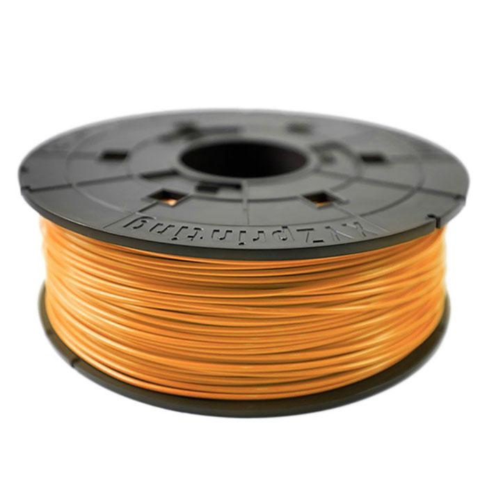 XYZ пластик ABS в катушке, Tangerine 1,75 ммRF10XXEU08CПластик ABS от XYZ Printing долговечный и очень прочный полимер, ударопрочный, эластичный и стойкий к моющим средствам и щелочам. Один из лучших материалов для печати на 3D принтере. Пластик ABS не имеет запаха и не является токсичным. Температура плавления 215-250°C. АБС пластик для 3D-принтера применяется в деталях автомобилей, канцелярских изделиях, корпусах бытовой техники, мебели, сантехники, а также в производстве игрушек, сувениров, спортивного инвентаря, деталей оружия, медицинского оборудования и прочего.