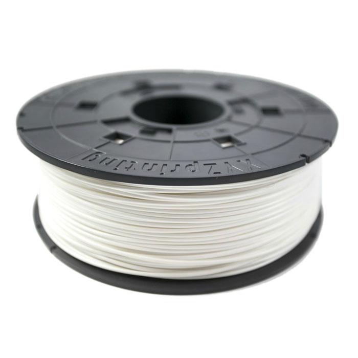 XYZ пластик ABS в катушке, White 1,75 ммRF10XXEU00HПластик ABS от XYZ Printing долговечный и очень прочный полимер, ударопрочный, эластичный и стойкий к моющим средствам и щелочам. Один из лучших материалов для печати на 3D принтере. Пластик ABS не имеет запаха и не является токсичным. Температура плавления 215-250°C. АБС пластик для 3D-принтера применяется в деталях автомобилей, канцелярских изделиях, корпусах бытовой техники, мебели, сантехники, а также в производстве игрушек, сувениров, спортивного инвентаря, деталей оружия, медицинского оборудования и прочего.