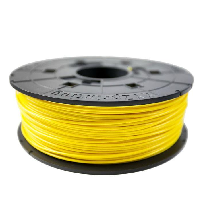 XYZ пластик ABS в катушке, Yellow 1,75 ммRF10XXEU04AПластик ABS от XYZ Printing долговечный и очень прочный полимер, ударопрочный, эластичный и стойкий к моющим средствам и щелочам. Один из лучших материалов для печати на 3D принтере. Пластик ABS не имеет запаха и не является токсичным. Температура плавления 215-250°C. АБС пластик для 3D-принтера применяется в деталях автомобилей, канцелярских изделиях, корпусах бытовой техники, мебели, сантехники, а также в производстве игрушек, сувениров, спортивного инвентаря, деталей оружия, медицинского оборудования и прочего.