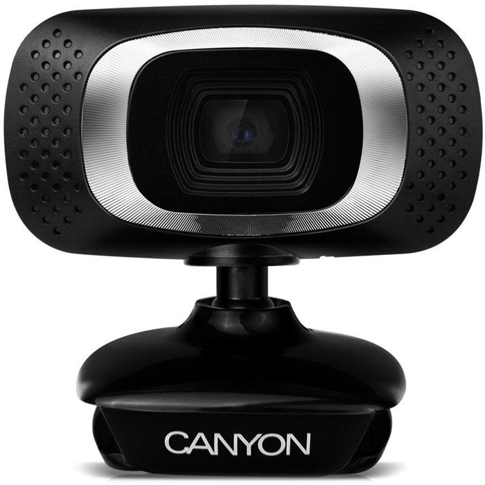 Canyon CNE-CWC3 веб-камераCNE-CWC3Отличная веб-камера Canyon CNE-CWC3 с креплением и встроенным микрофоном для простого, ежедневного использования. Обладает лаконичным дизайном, функциональностью, и высоким качеством. Данная модель имеет кнопку для моментального снимка, а также оборудована подставкой, которая позволяет вращать ее на 360 градусов.