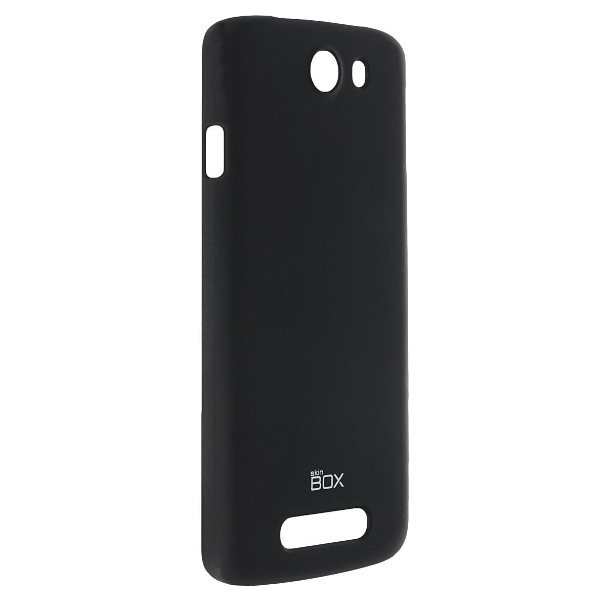 Skinbox Shield 4People чехол для Philips I928, BlackT-S-PI928-002Чехол Skinbox Shield 4People для Philips I928 предназначен для защиты корпуса смартфона от механических повреждений и царапин в процессе эксплуатации. Имеется свободный доступ ко всем разъемам и кнопкам устройства. В комплект также входит защитная пленка на экран телефона.