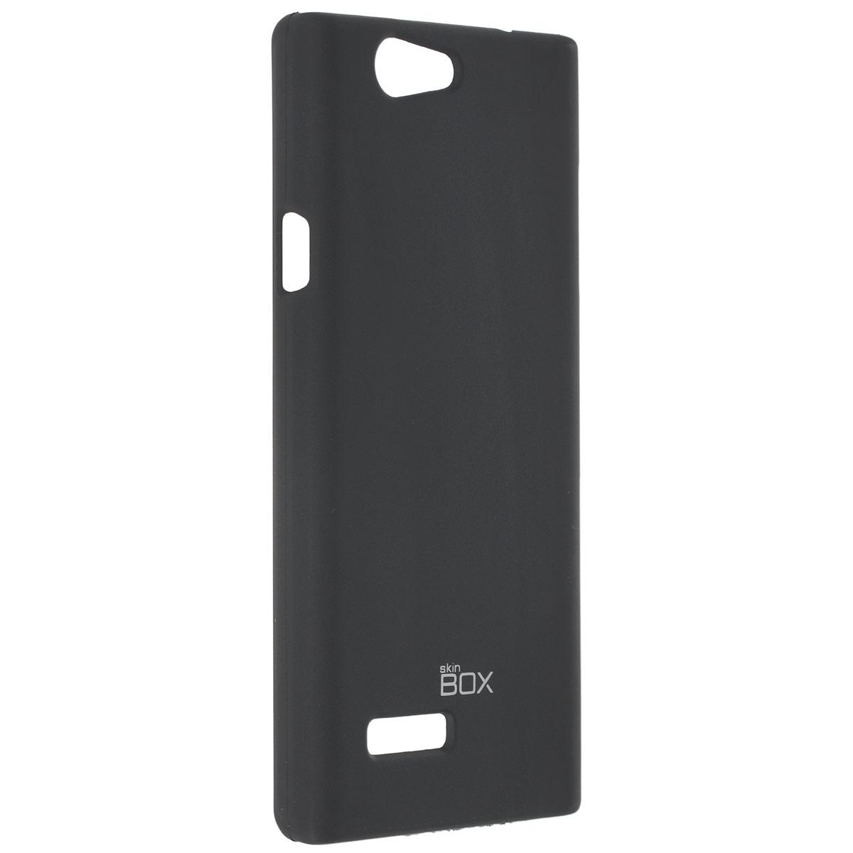 Skinbox Shield 4People чехол для ZTE Blade L2, BlackT-S-ZBL2-002Чехол Skinbox Shield 4People для ZTE Blade L2 предназначен для защиты корпуса смартфона от механических повреждений и царапин в процессе эксплуатации. Имеется свободный доступ ко всем разъемам и кнопкам устройства. В комплект также входит защитная пленка на экран телефона.