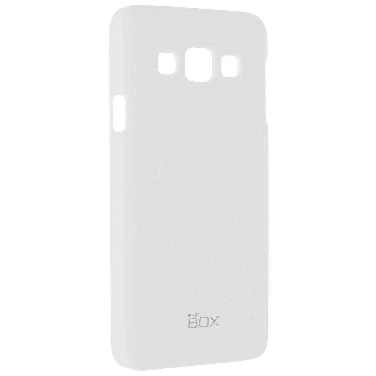 Skinbox Shield 4People чехол для Samsung Galaxy A3, WhiteT-S-SGA300-002Чехол Skinbox Shield 4People для Samsung Galaxy A3 предназначен для защиты корпуса смартфона от механических повреждений и царапин в процессе эксплуатации. Имеется свободный доступ ко всем разъемам и кнопкам устройства. В комплект также входит защитная пленка на экран телефона.