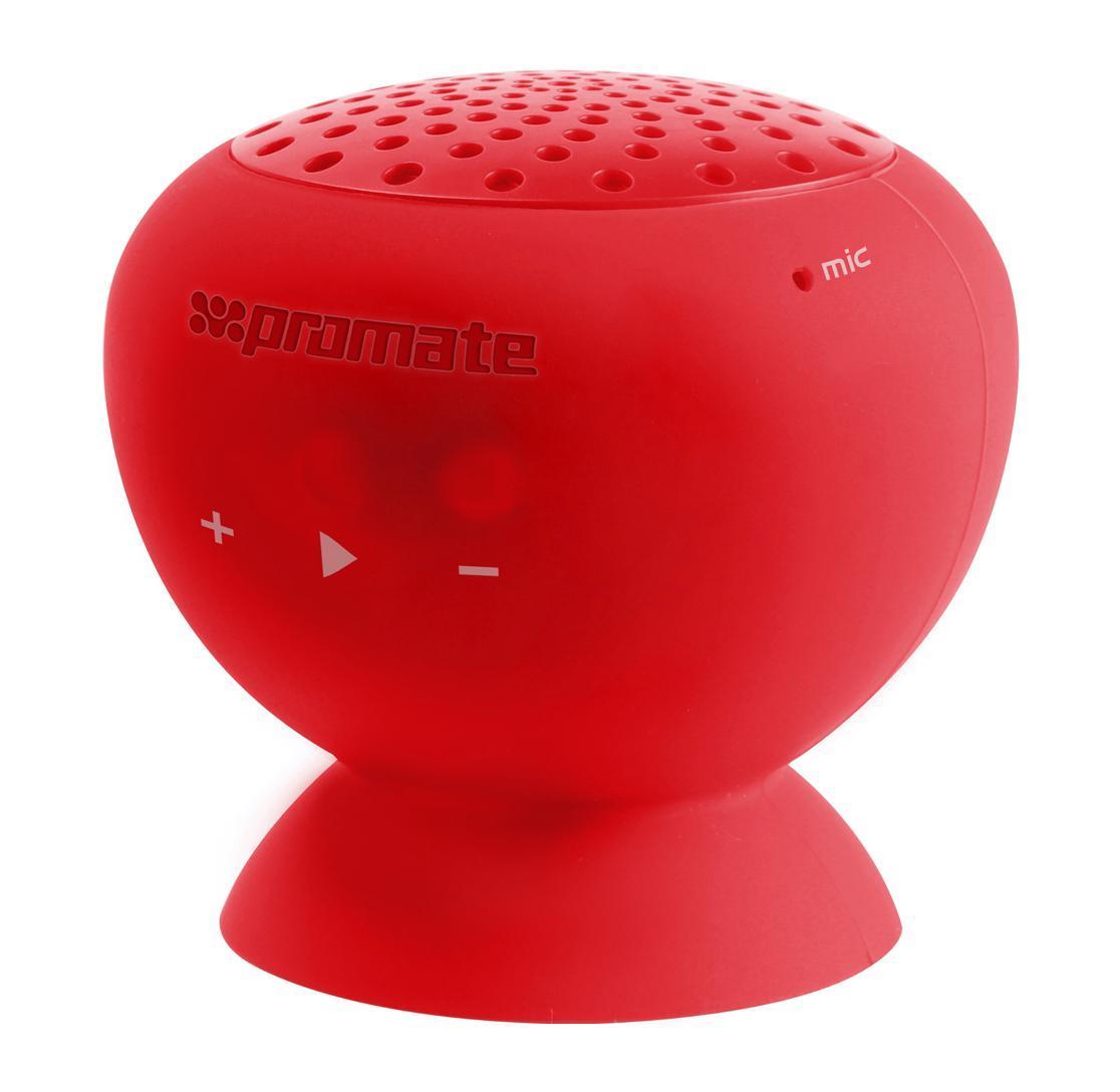Promate Globo, Red Bluetooth-динамик