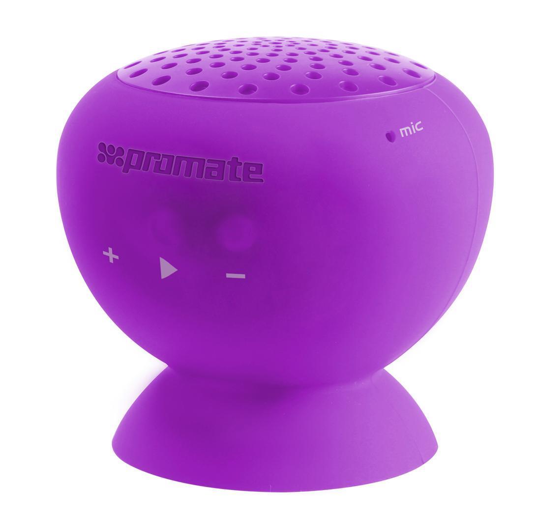 Promate Globo, Purple Bluetooth-динамик