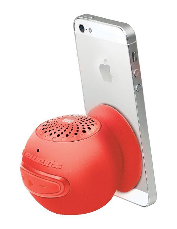 Promate Globo 2, Red Bluetooth-динамик