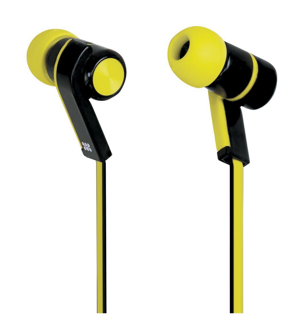 Promate Brazen, Yellow наушники00007767Если речь заходит о музыке, в голову сразу приходят мысли о гарнитуре, с помощью которой можно прослушать любимые песни. Очень важно, чтобы эта гарнитура была как можно более качественной и стильной, ведь именно эти два качества являются определяющими при покупке любых наушников. Такие свойства более чем ярко выражены в наушниках для телефона и планшета Brazen. Эта гарнитура оснащена еще и микрофоном и кнопками управления вызовами, так что общаться теперь на много легче и приятнее. Эти наушники проводные – полтора метра, которые связывают Вас с миром музыки.
