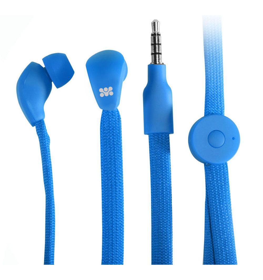 Promate Lacey, Blue наушники00007774Когда с нами музыка, живется всегда лучше и веселее. Поэтому очень важно, чтобы в наших ушах всегда играли любимые песни. Вы не останетесь без музыки, если приобретете одни из лучших проводных наушников Lacey. Они являются прекрасным сочетанием стиля и качества. Они отличаются суперсовременным дизайном. Это действительно драгоценные наушники, в которых даже разъем покрыт золотым напылением. Lacey – хорошие наушники для музыки, в которых звучание будет радовать Вам высочайшим качеством. Так, эта гарнитура совмещает в себе стиль и качество. Купить эти модные наушники – прекрасный выбор для меломанов.