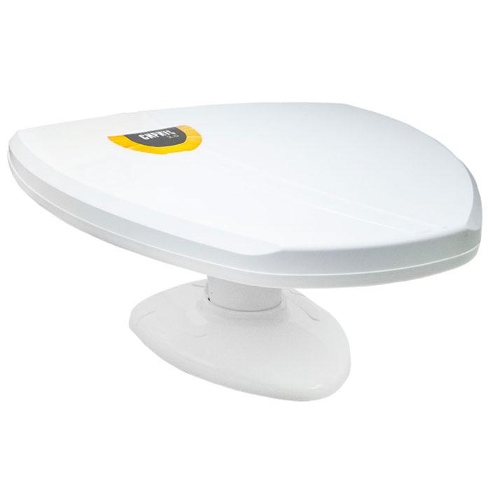 РЭМО Фобос 2.1, White комнатная антенна для ТВ