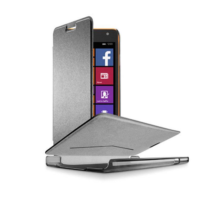 Cellular Line Book Essential чехол для Microsoft Lumia 535, Black (23353)BOOKESSENL535KCellular Line Book Essential - качественный защитный чехол для вашего смартфона. Все разъемы и элементы управления открыты и легко доступны.