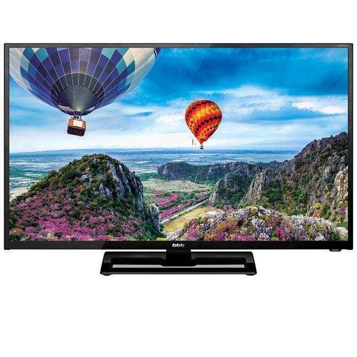 BBK 22LEM-1005/FT2C, Black телевизор22LEM-1005/FT2CТелевизоры серии Indigo имеют исключительно тонкую рамку, что придает их облику легкость. Матрица с широким углом обзора и высокой контрастностью создает яркую и насыщенную картинку. Удобное и интуитивно понятное меню InErgo позволяет без труда разобраться с управлением телевизора любому пользователю. Встроенные DVB-T2 и DVB-C тюнеры предназначены для приема каналов цифрового эфирного и кабельного телевидения. Преимуществом цифрового телевещания является не только высокое качество передаваемого изображения, но и большое разнообразие доступных каналов. Благодаря функциям записи PVR и отложенного просмотра TimeShift вы успеете посмотреть все свои любимые передачи, даже если они идут на разных каналах в одно время. Все модели серии оснащены HD-медиаплеером для воспроизведения фильмов, музыки и фотографий с различных ?ash-устройств, в том числе внешних жестких дисков*. Разъем VGA позволяет использовать телевизор в качестве монитора для ПК. В зависимости от диагонали модели оснащены...