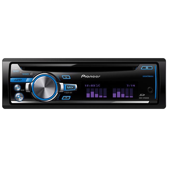 Pioneer DEH-X7650SD автомагнитола CD