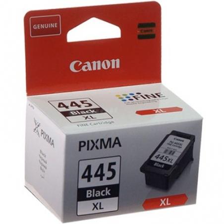 Canon PG-445 BK XL картридж для струйных принтеров8282B001Оригинальный черный картридж Canon PG-445XL — обеспечивает превосходное качество печати документов. Сочетает в себе высокое качество, компактность и простоту установки.