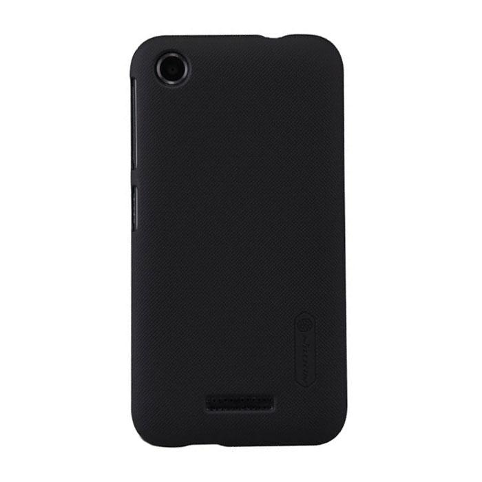 Nillkin Super Frosted Shield чехол для HTC Desire 320, BlackT-N-HD320-002Накладка Nillkin Super Frosted Shield для HTC Desire 320 обеспечивает амортизацию удара при непредвиденном падении устройства, а также защитит его от пыли, отпечатков пальцев и царапин. Обеспечивает свободный доступ ко всем разъемам и клавишам устройства.