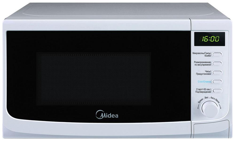 Midea AG820CWW-W микроволновая печь