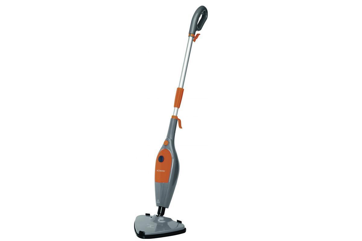 Bomann DR 904 CB, Antraz Orange паровая швабраDR 904 СB antr-orangeОчищает, дезинфицирует и обезжиривает не оставляя известковых отложений после чистки. Подходит для различных поверхностей: ламинат, деревянные полы, мрамор, резина, керамика. Может применяться для очистки тканевых поверхностей таких как ковры, циновки, подушки, мягкая мебель Экологичный способ чистки без использования химикатов.