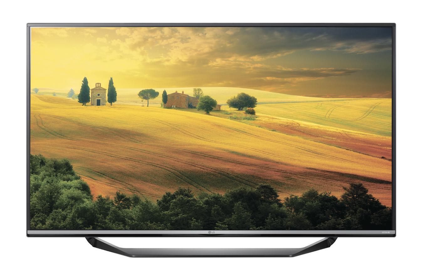 LG 40UF670V телевизор40UF670VЧёткость в каждой детали Телевизоры ULTRA HD от LG обеспечивают качество изображения, в 4 раза превосходящее Full HD. 8.3 миллиона пикселей обеспечивают идеальное изображение даже при просмотре видео с близкого расстояния Автоматическое 4K масштабирование Просто наслаждайтесь 4K и не думайте о качестве источника изображения. Система масштабирование автоматически улучшит даже телевизионный сигнал до качества приближенного к 4K Стильный Dual Metal дизайн Металлические вставки, обрамляющие верхнюю и нижнюю грани, придают телевизору стильный вид и помогают вписаться в практически любой интерьер Звуковая система Virtual Surround Звук Virtual Surround захватывает и будто помещает вас в самый эпицент событий, происходящих на экране Цифровой тюнер DVB-T2 Тюнер DVB-T2 позволяет бесплатно и без дополнительного дорогостоящего оборудования смотреть самые популярные...
