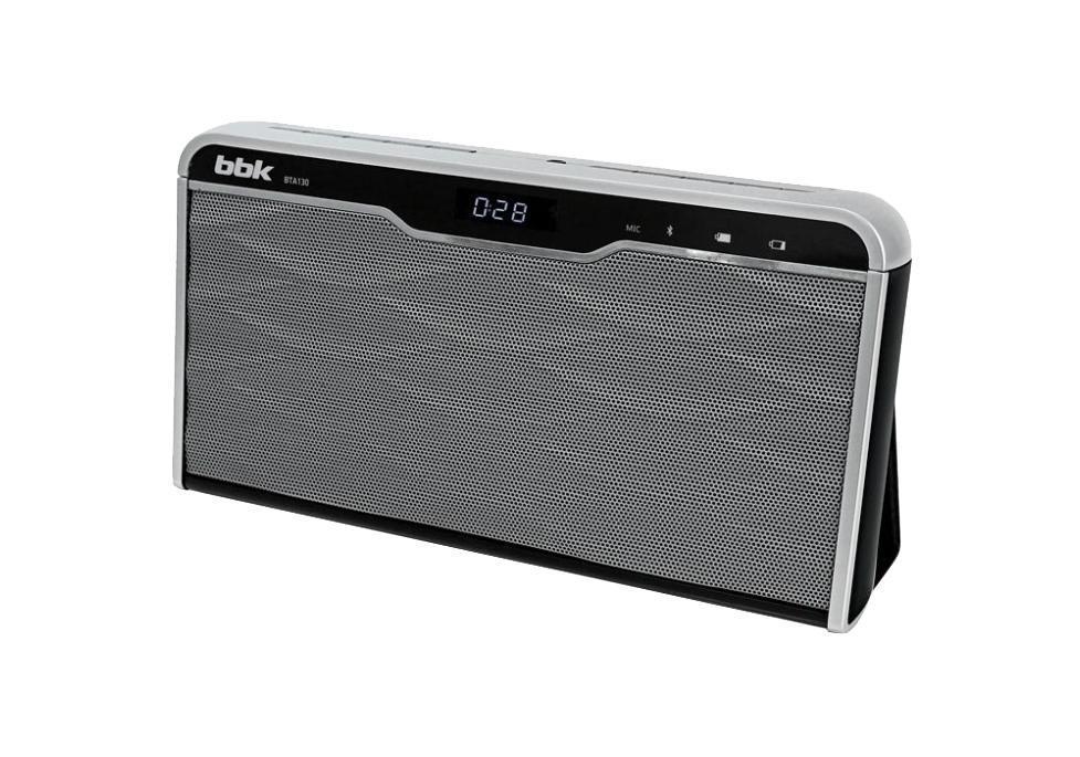 BBK BTA130, Black Silver акустическая система