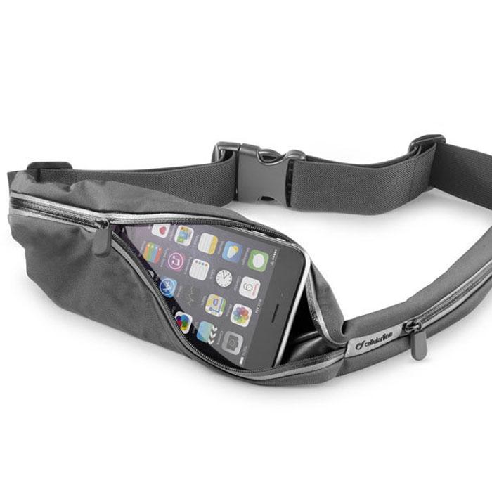 Cellular Line Waistband Running спортивный чехол на пояс для смартфонов, Black (23281)WAISTBANDKСпортивный чехол на пояс Cellular Line Waistband Running предназначен для хранения телефона. Идеально подходит для бега трусцой, ходьбы или езды на велосипеде. Имеет двойной расширяемый карман в который можно положить ключи отдельно от телефона.