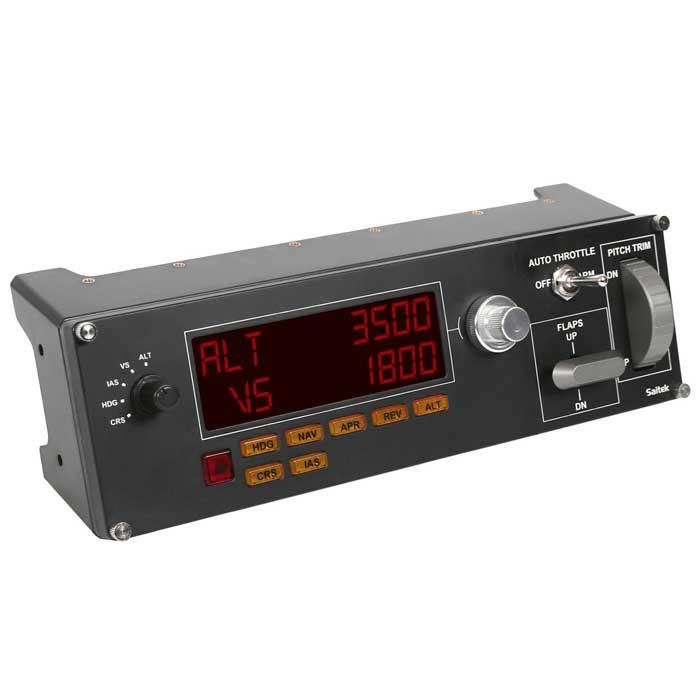 Saitek Pro Flight Multi Panel (PZ70) игровой манипулятор