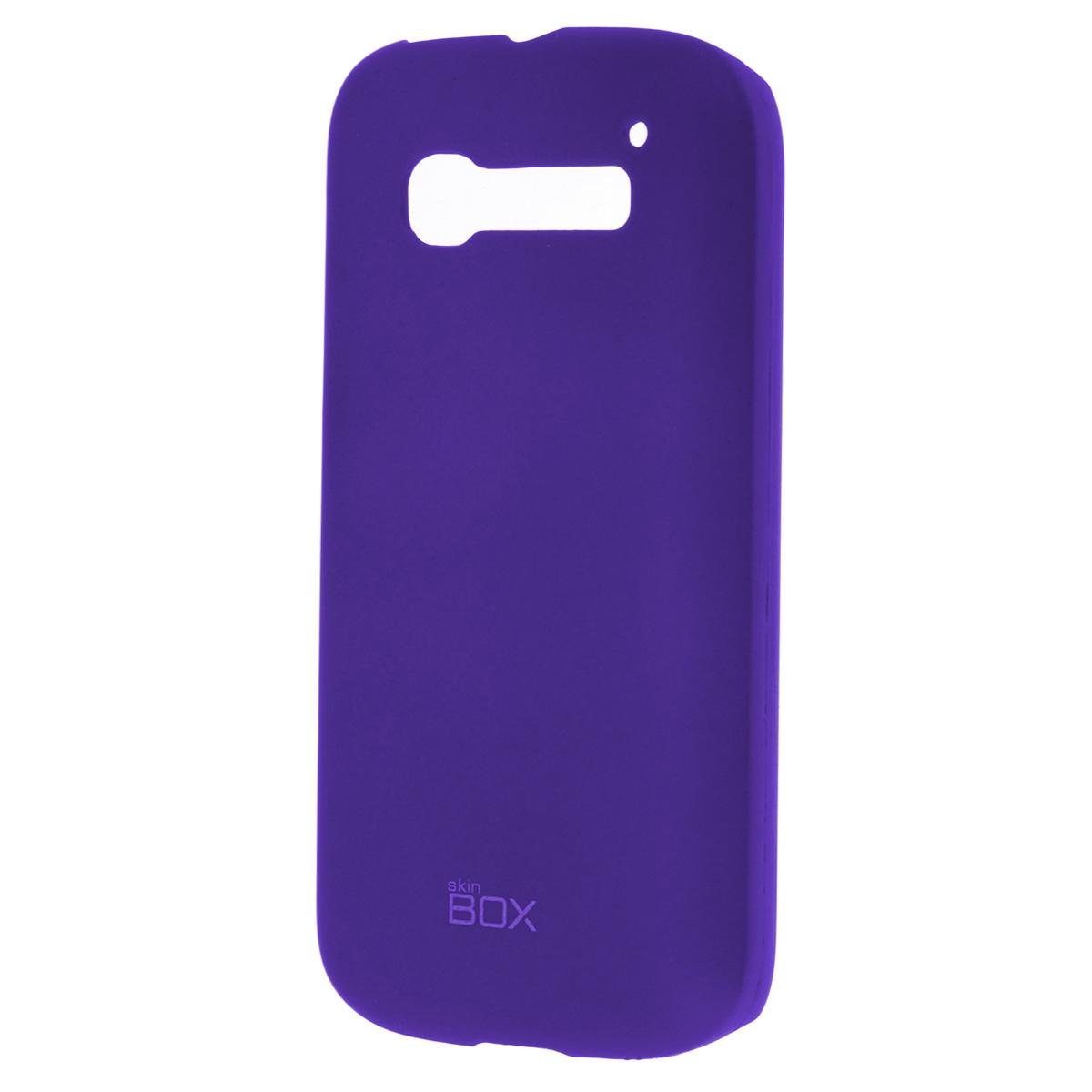 Skinbox Shield 4People чехол для Alcatel 5036D С5, BlueT-S-A5036D-002Чехол Skinbox Shield 4People для Alcatel One Touch Pop C5 предназначен для защиты корпуса смартфона от механических повреждений и царапин в процессе эксплуатации. Имеется свободный доступ ко всем разъемам и кнопкам устройства. В комплект также входит защитная пленка на экран телефона.