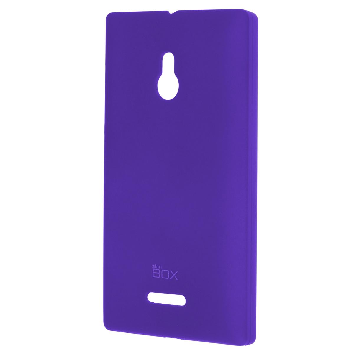 Skinbox Shield 4People чехол для Nokia XL, BlueT-S-NXL-002Чехол Skinbox Shield 4People для Nokia XL предназначен для защиты корпуса смартфона от механических повреждений и царапин в процессе эксплуатации. Имеется свободный доступ ко всем разъемам и кнопкам устройства. В комплект также входит защитная пленка на экран телефона.
