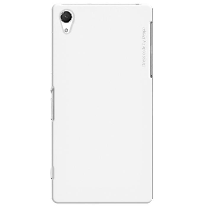 Deppa Air Case чехол для Sony Xperia Z2, White83060Чехол Deppa Air Case для Sony Xperia Z2 предназначен для защиты корпуса смартфона от механических повреждений и царапин в процессе эксплуатации. Имеется свободный доступ ко всем разъемам и кнопкам устройства. Чехол изготовлен из поликарбоната Teijin производства Японии с покрытием Soft touch.