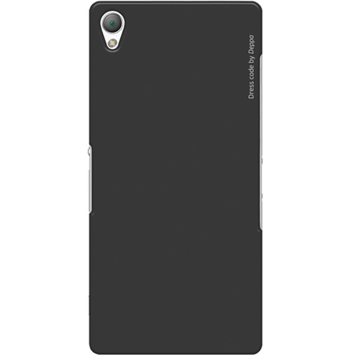 Deppa Air Case чехол для Sony Xperia Z3, Black83137Чехол Deppa Air Case для Sony Xperia Z3 предназначен для защиты корпуса смартфона от механических повреждений и царапин в процессе эксплуатации. Имеется свободный доступ ко всем разъемам и кнопкам устройства. Чехол изготовлен из поликарбоната Teijin производства Японии с покрытием Soft touch. В комплект также входит защитная пленка из трехслойного японского материала PET.
