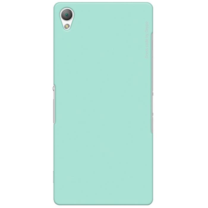 Deppa Air Case чехол для Sony Xperia Z3, Mint83139Чехол Deppa Air Case для Sony Xperia Z3 предназначен для защиты корпуса смартфона от механических повреждений и царапин в процессе эксплуатации. Имеется свободный доступ ко всем разъемам и кнопкам устройства. Чехол изготовлен из поликарбоната Teijin производства Японии с покрытием Soft touch.