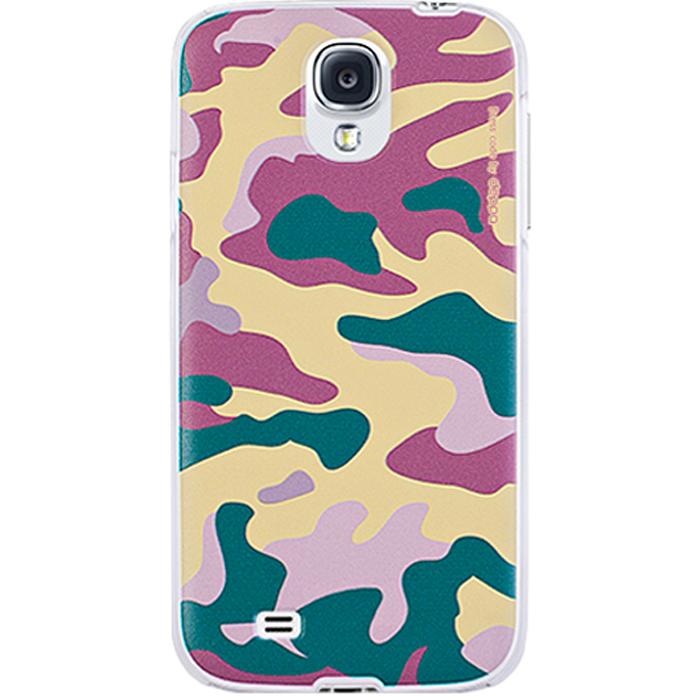 Deppa Military Case чехол для Samsung Galaxy S4, Pink
