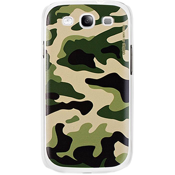 Deppa Military Case чехол для Samsung Galaxy SIII, Green85008Чехол Deppa Military Case для Samsung Galaxy SIII предназначен для защиты корпуса смартфона от механических повреждений и царапин в процессе эксплуатации. Имеется свободный доступ ко всем разъемам и кнопкам устройства. В комплект также входит защитная пленка из трехслойного японского материала PET.