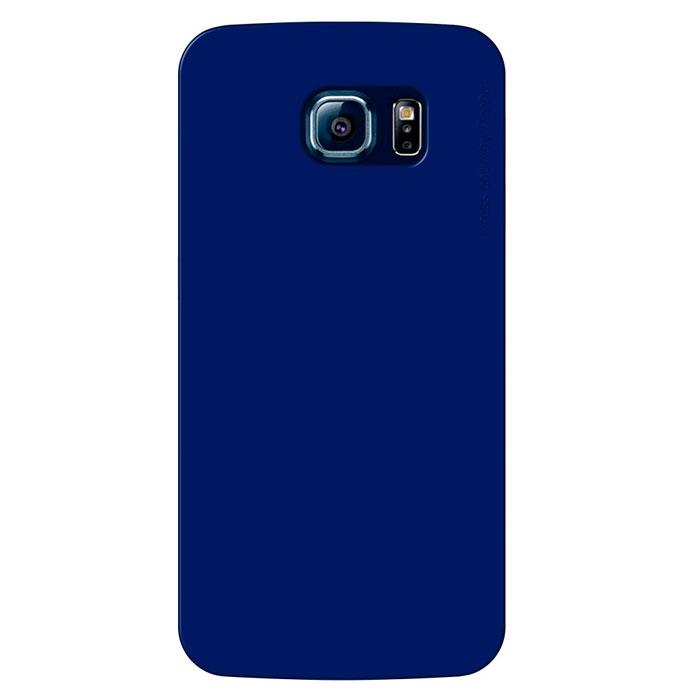Deppa Sky Case чехол для Samsung Galaxy S6, Blue86037Чехол Deppa Sky Case для Samsung Galaxy S6 предназначен для защиты корпуса смартфона от механических повреждений и царапин в процессе эксплуатации. Имеется свободный доступ ко всем разъемам и кнопкам устройства. Чехол изготовлен из полипропилена и имеет толщину 0,4 мм.