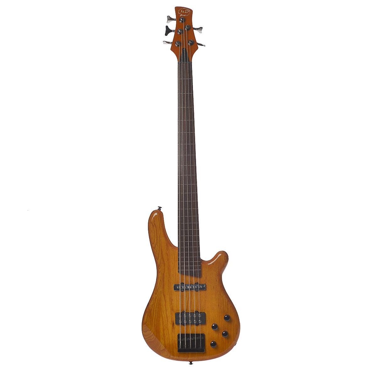 J&D 210-5AMB бас-гитара ( 210-5AMB )
